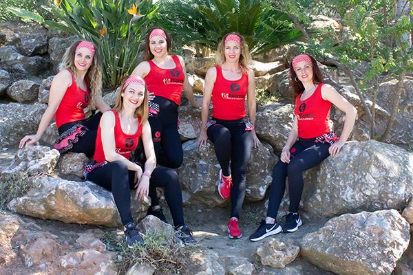 Coreografia-fitflamenc.-Eva-Sedeno-Vanesa-Ramirez-Vanesa-Cortes-Azahara-Alcaine-Jessica-Ruiz